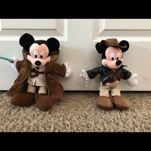 Mickey Mouse Collectors items